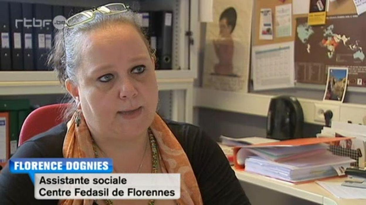 Environnement anxiogène au centre Fedasil de Florennes