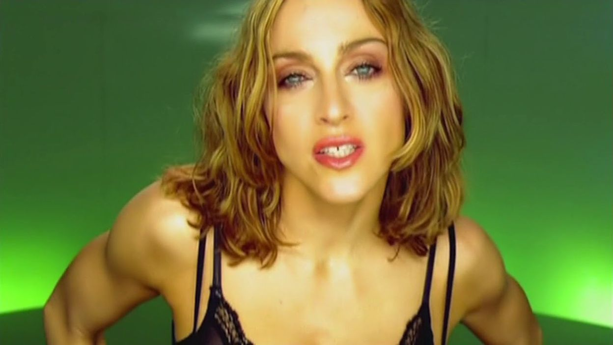 Madonna - Beautiful Stranger (Official Music Video)
