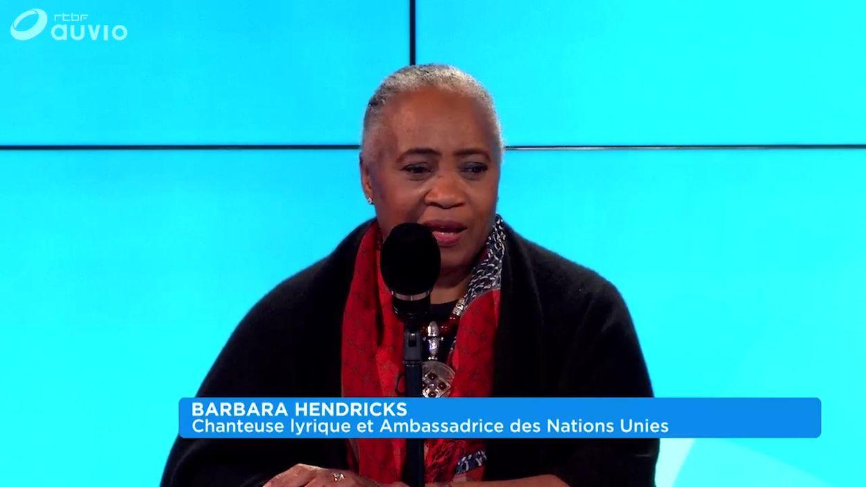 Le Grand Oral de Barbara Hendricks