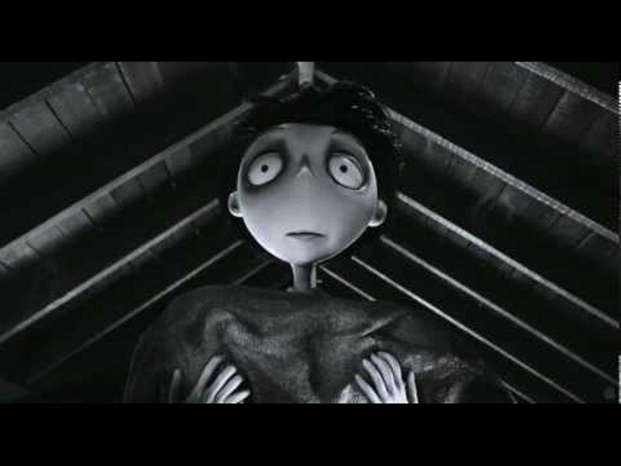Bande Annonce Frankenweenie De Tim Burton