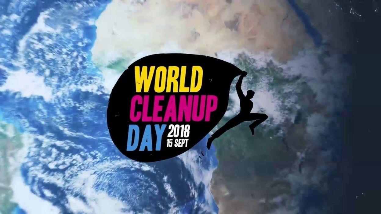 World Cleanup Day ce 15 septembre !  A Namur on se mobilise également !