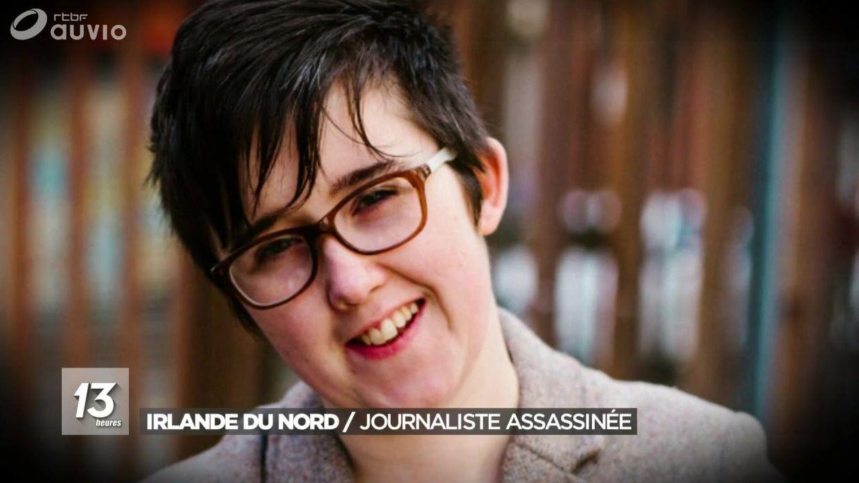 Londonderry : journaliste assassinée durant des émeutes