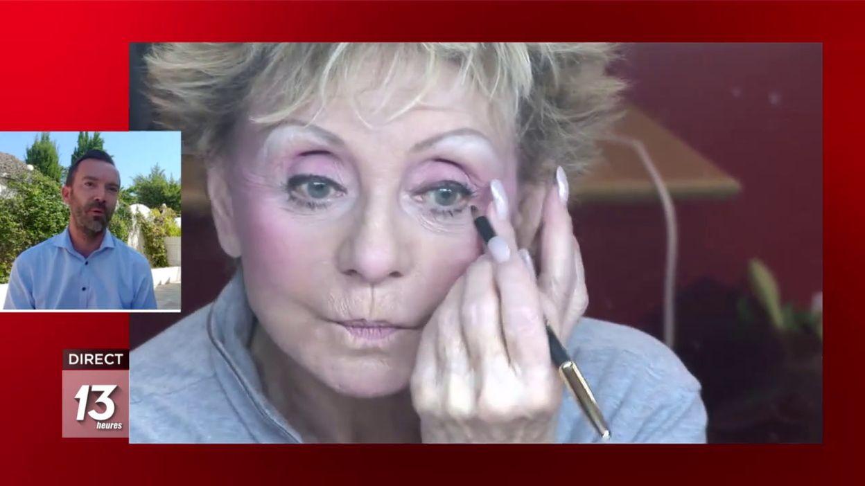 Décès d Annie Cordy: ses proches Virginie Hocq notamment réagissent à sa disparition