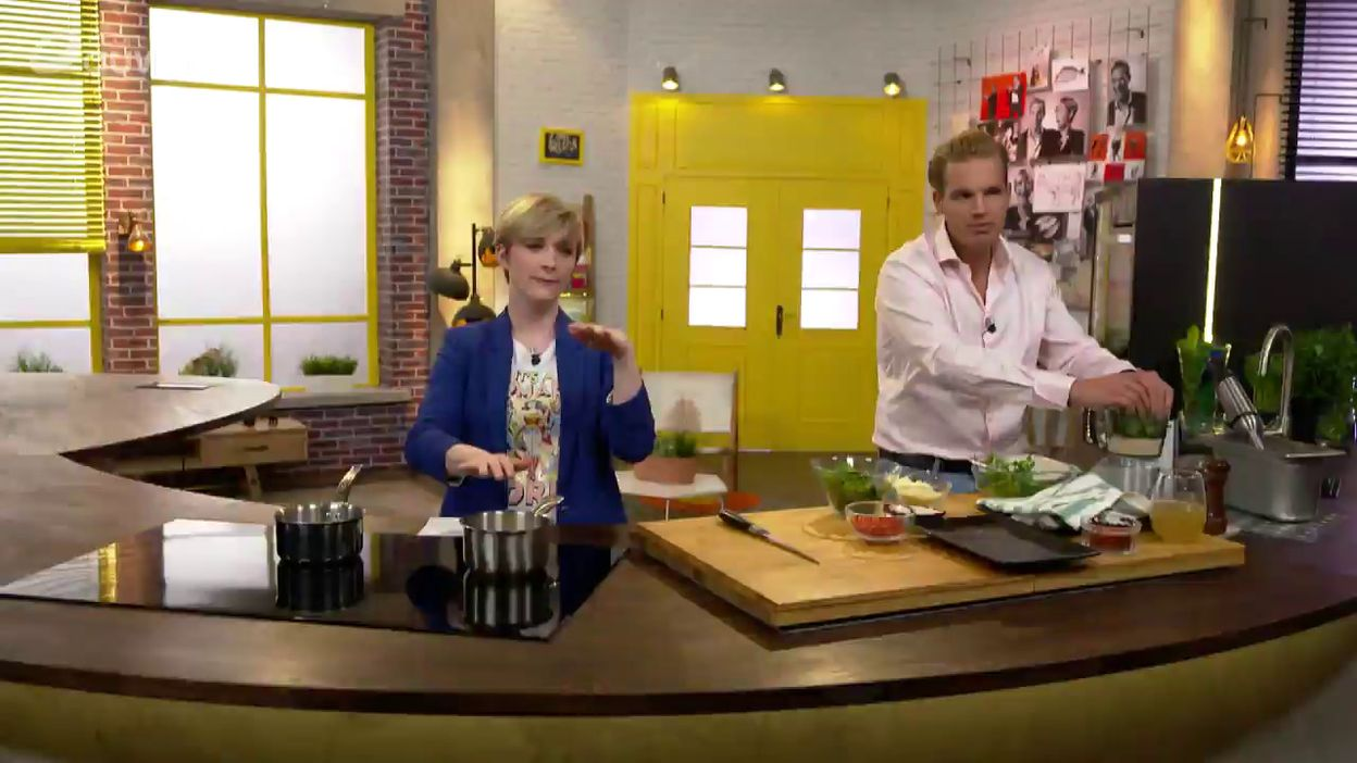 Max & Fanny: Le Foodgasm