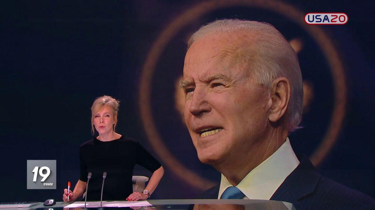 Biden est officiellement désigné par les grands électeurs