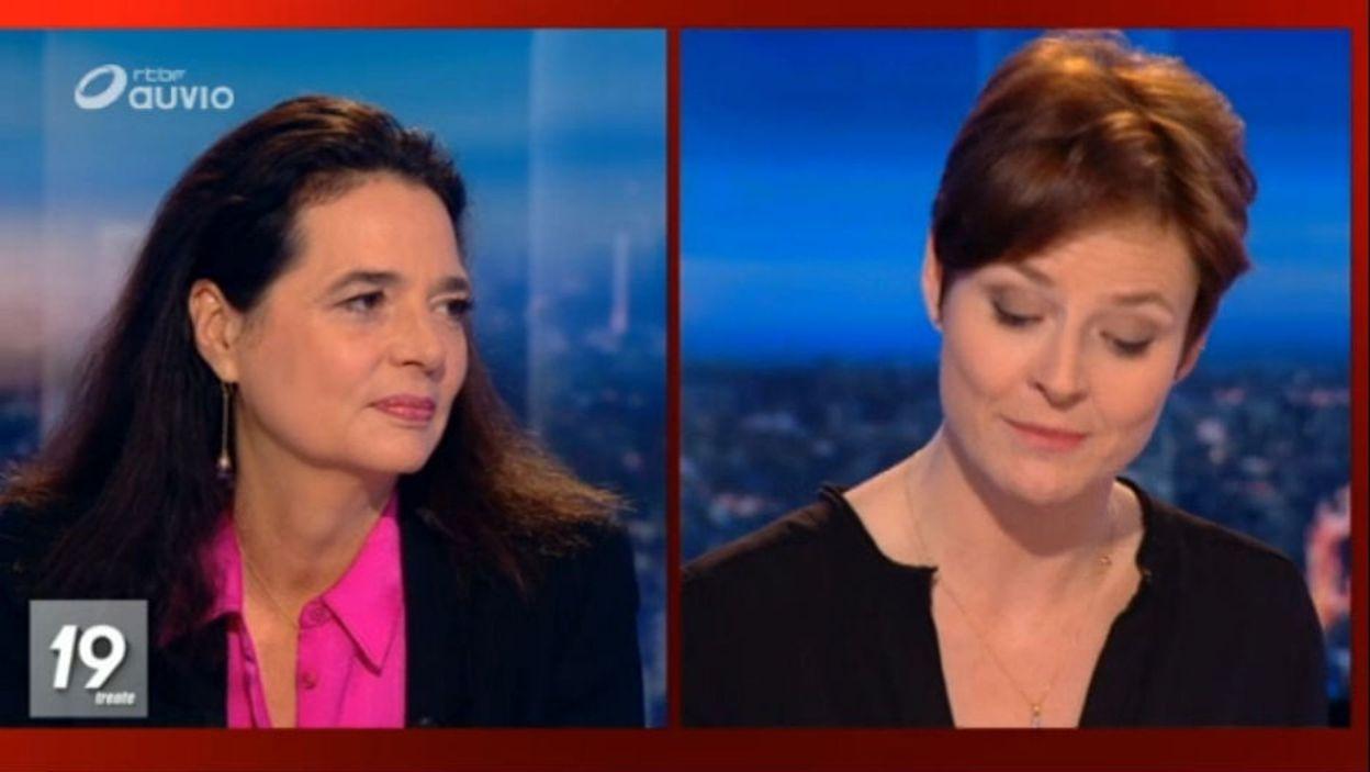 Jeudi en Prime : Christine Defraigne