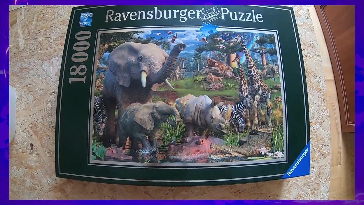 Le grand retour du puzzle