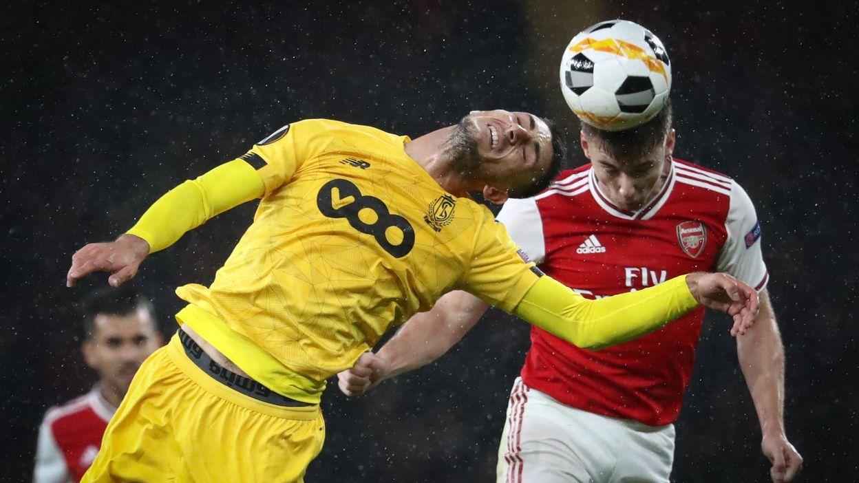 Arsenal - Standard : 4-0