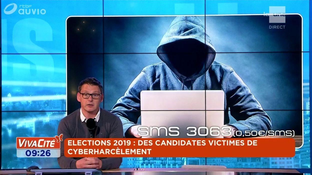 Elections 2019 : des candidates victimes de cyberharcèlement
