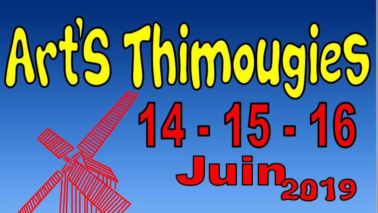C'est Art's Thimougies ce week-end
