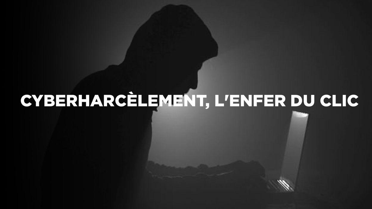Cyberharcèlement, l'enfer du clic