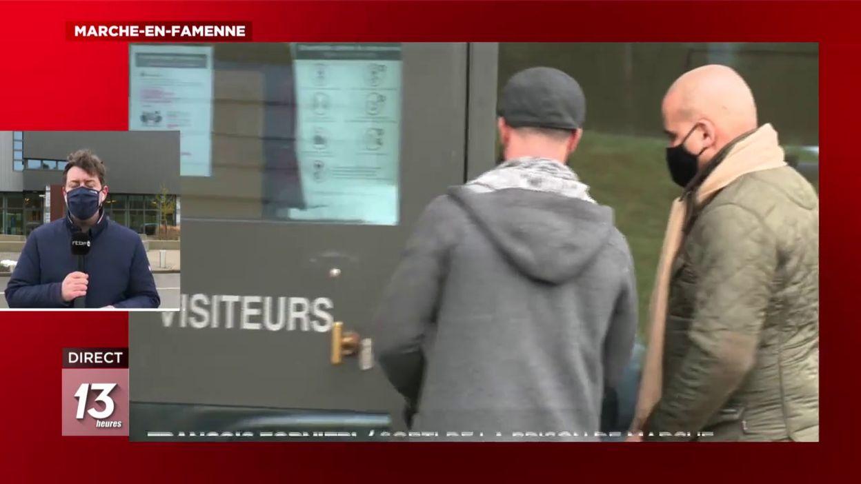 François Fornieri : sorti de la prison de Marche
