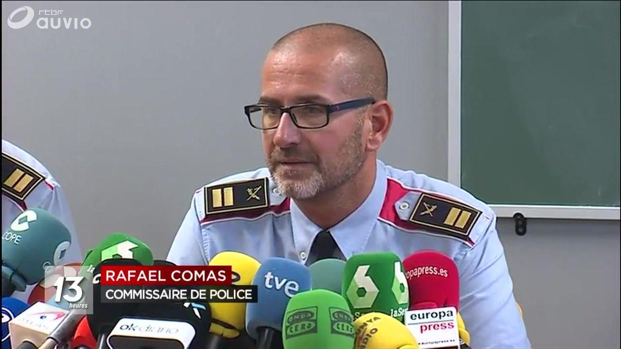 Barcelone : agression contre un commissariat