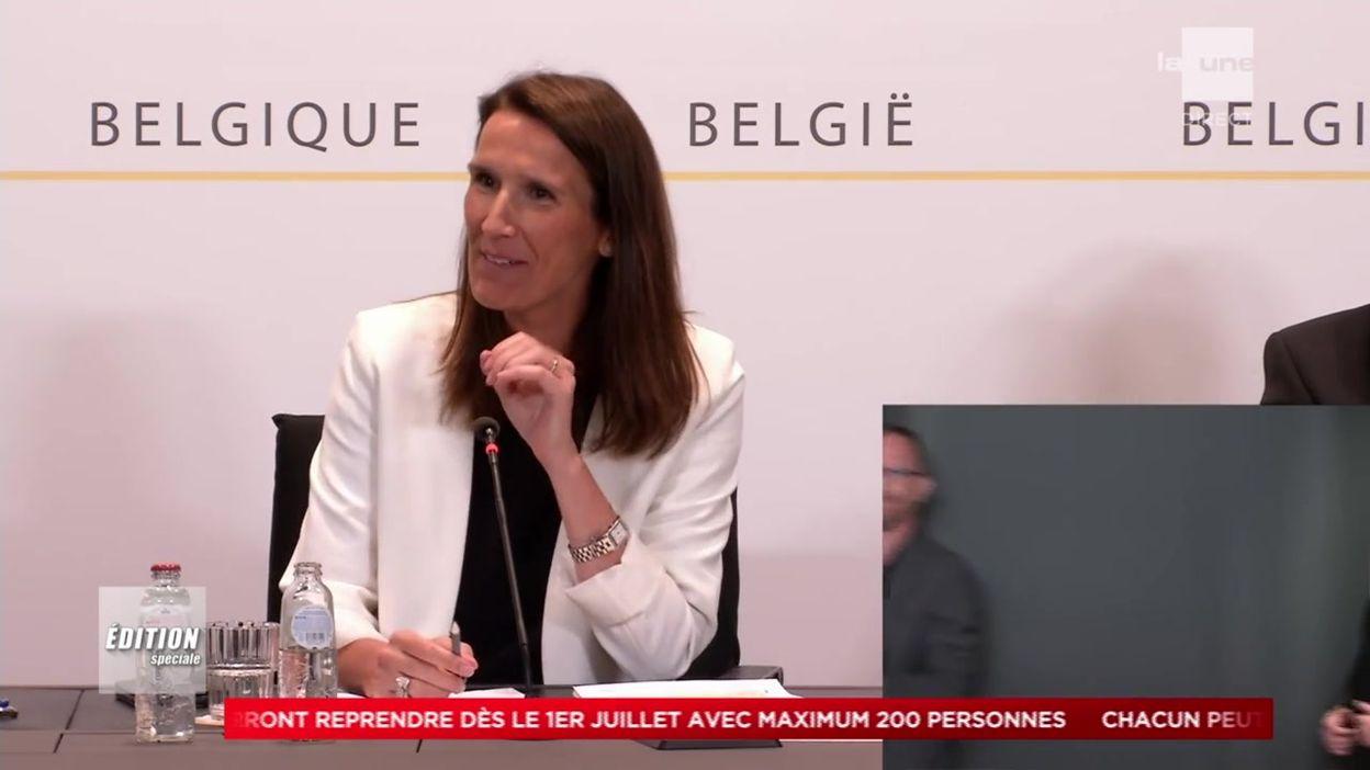 Déconfinement en Belgique : quelle langue est utilisée lors des CNS?