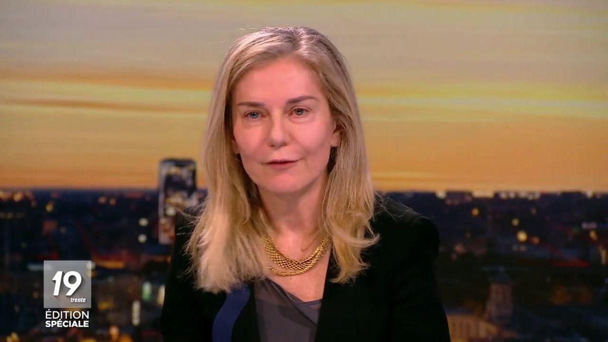L'ambassadrice d'Italie à Bruxelles, Elena Basile, invitée du JT 19h30