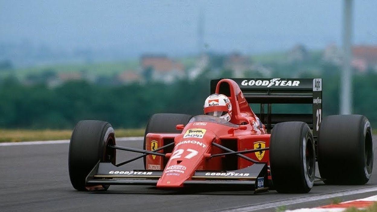 GP Hongrie 1989 : Mansell s'impose après une remontée fantastique. Boutsen troisième