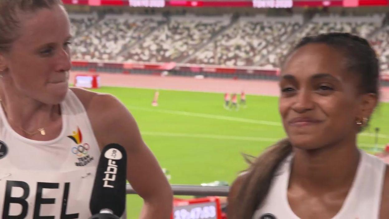 4x400m : Vervaet et Van den Broeck après la qualification des Cheetahs pour la finale