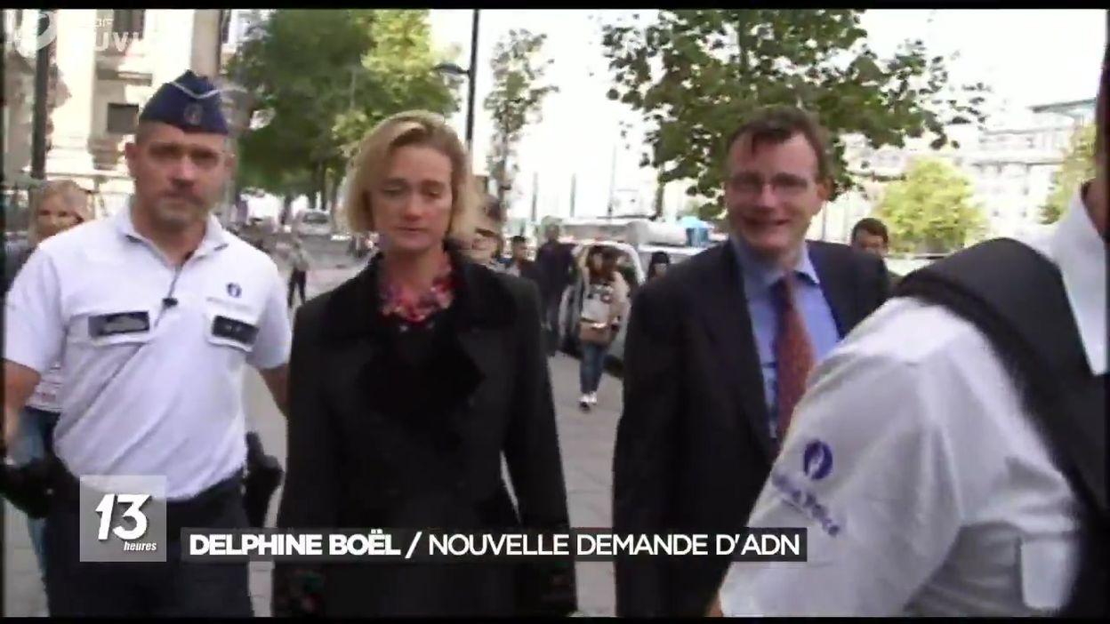 Delphine Boël réclame à la justice un test ADN du Roi Albert II