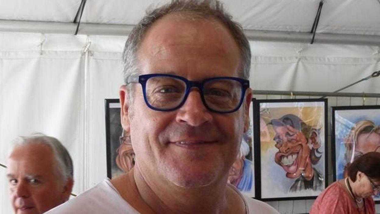 Le caricaturiste gaumais Rafagé s'invite au Festival