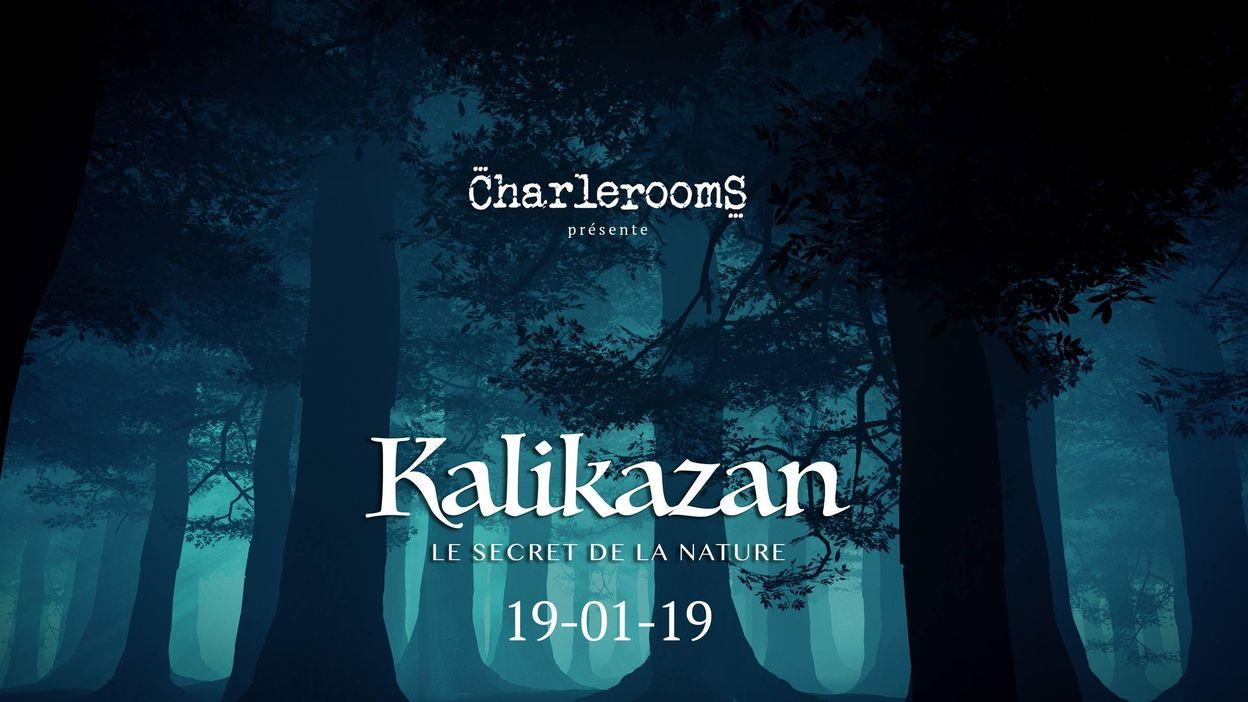 Une Escape Room dans le noir dès samedi à Charleroi