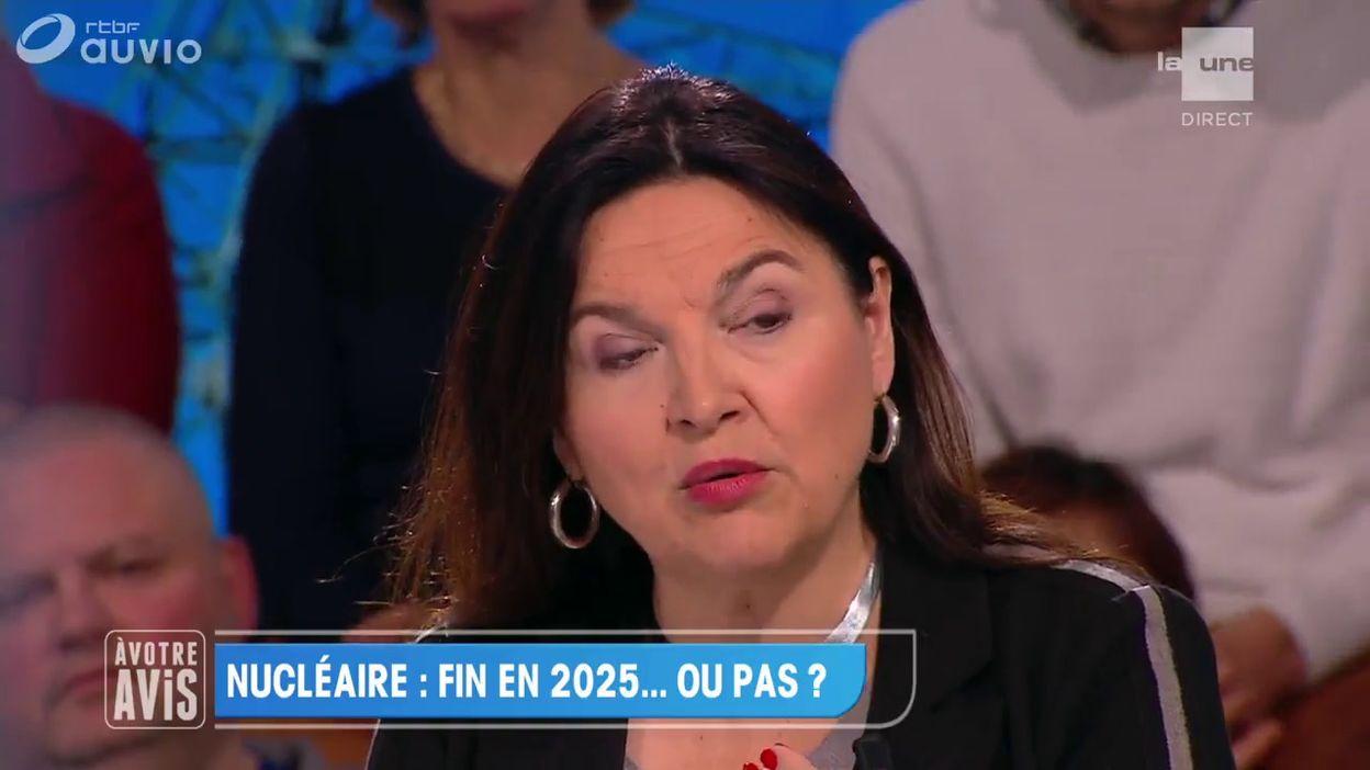 Marie-Christine Marghem - Appel à l'investissement aux centrales gaz