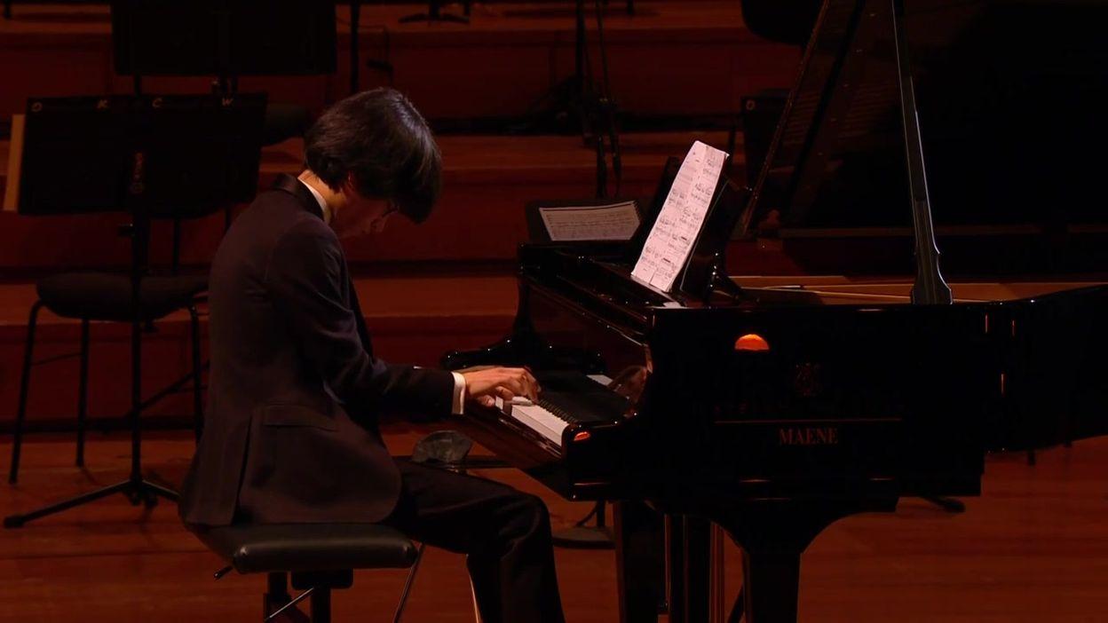 Queen Elisabeth 2021 - Piano - Dmitry Sin - Récital