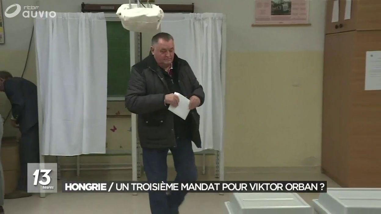 Législatives hongroises: ouverture des bureaux de vote