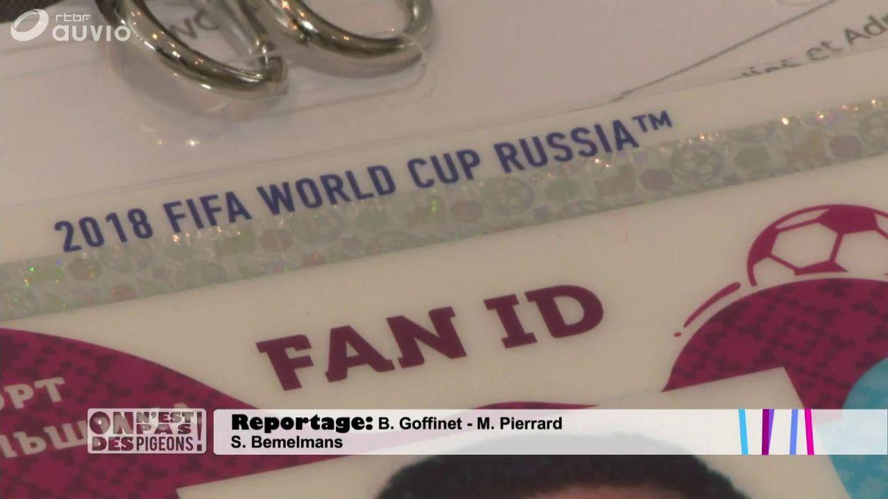 Supporters en Russie: pas simple de se déplacer entre les matchs...