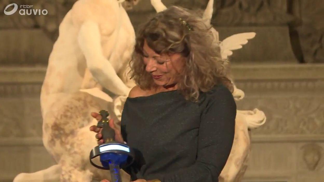 Académie française: Barbara Cassin reçoit son épée d'académicienne