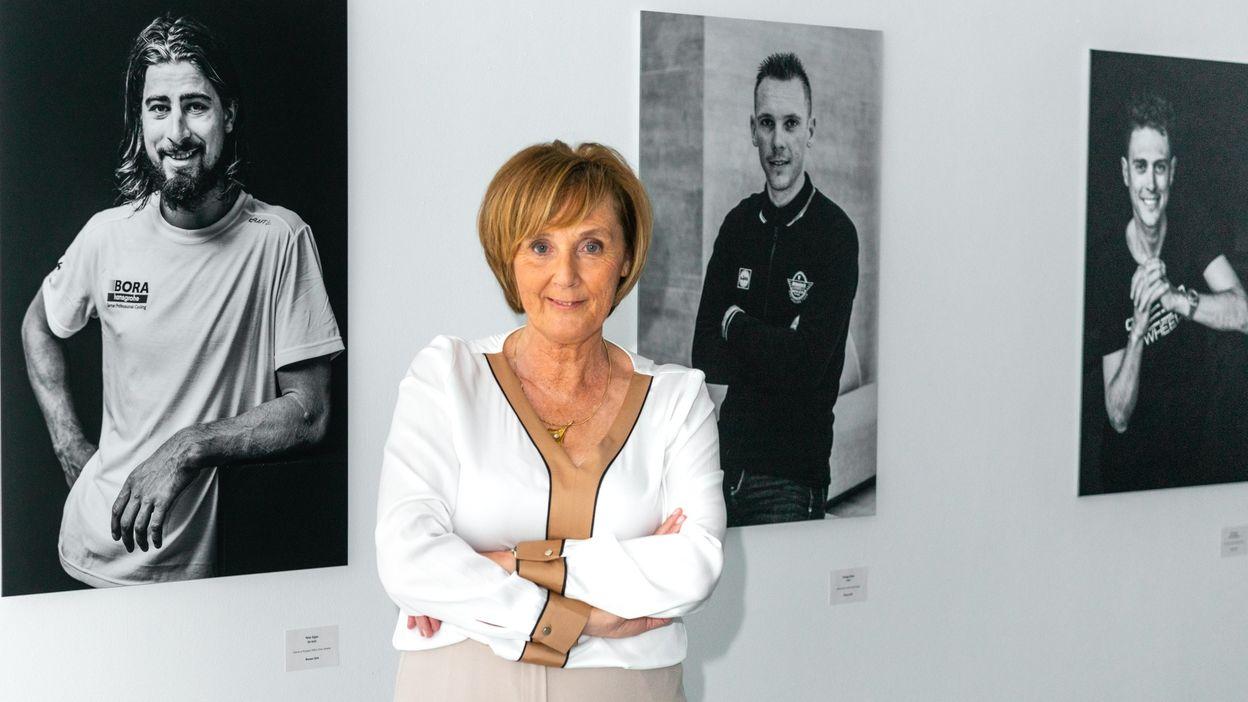 Anneke Kestelijn auteure du livre