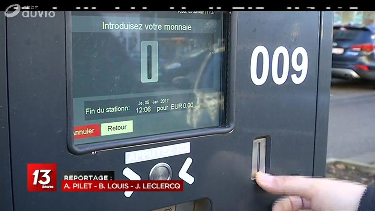 Charleroi : Nouveau plan de stationnement