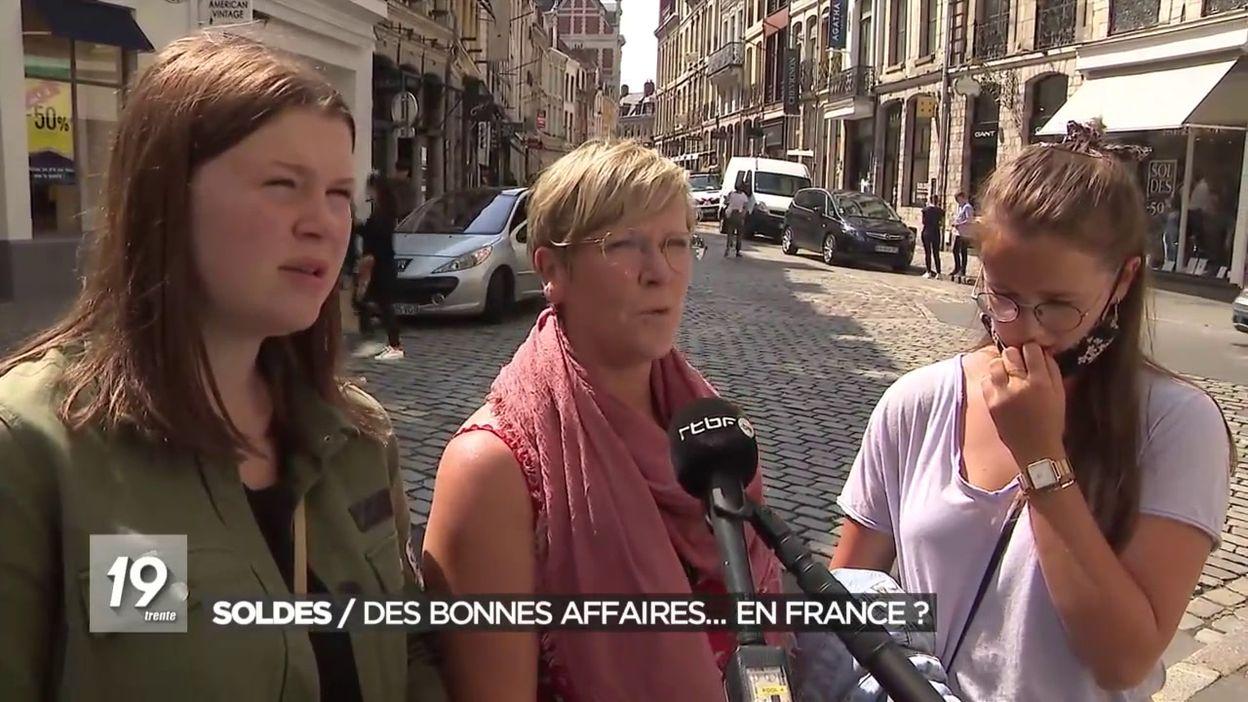 Soldes : des bonnes affaires... en France ?