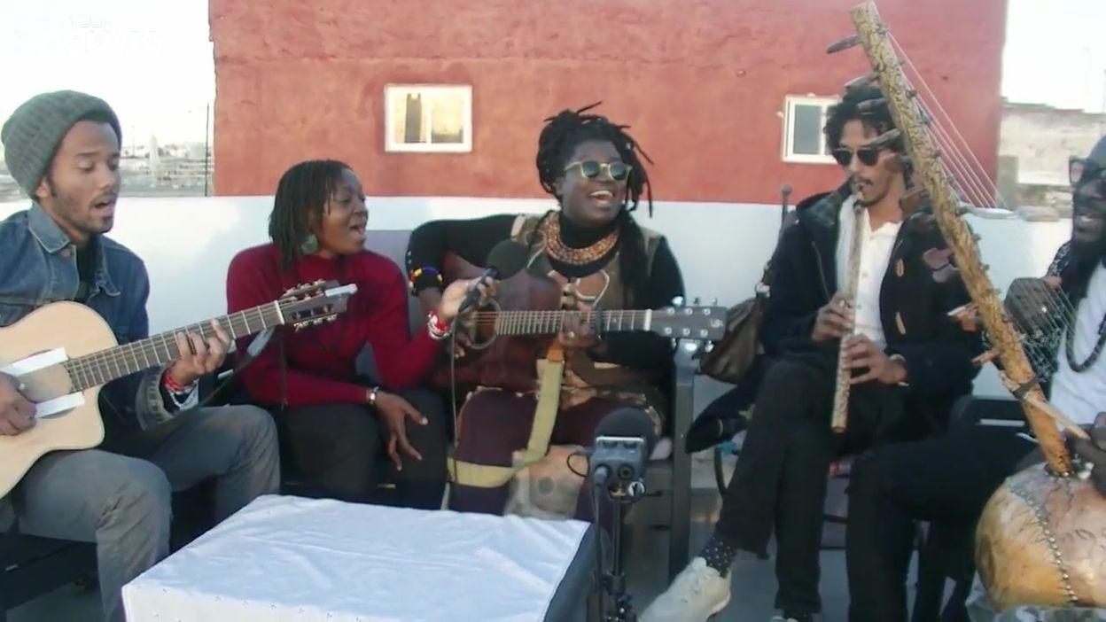 Mbokka Project @ Visa for Music 2018