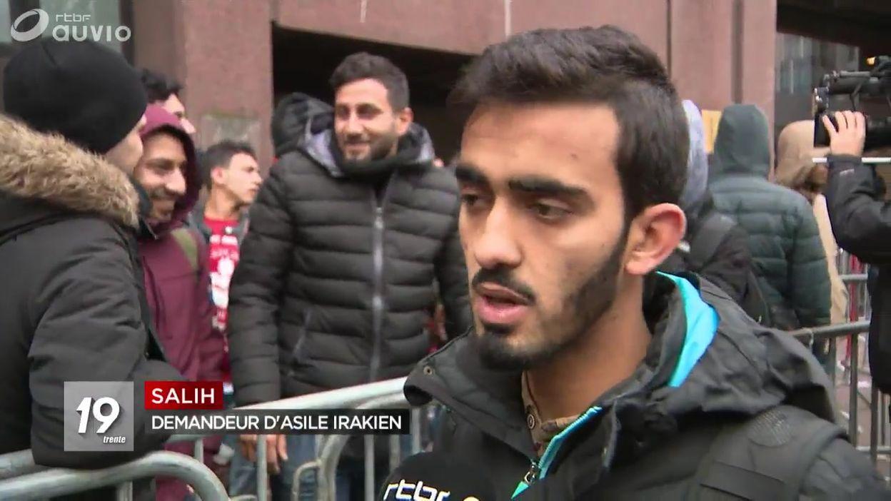 Vers une nouvelle crise de l'asile en Belgique ?