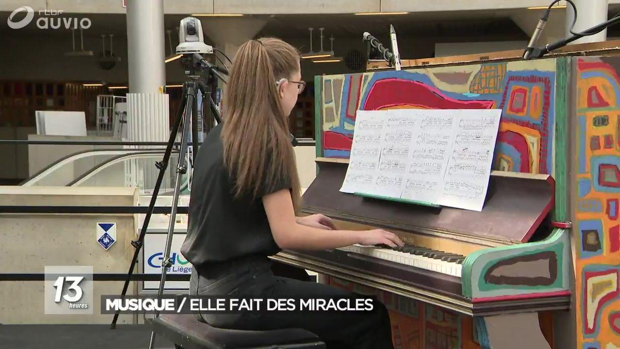 Musique : elle fait des miracles