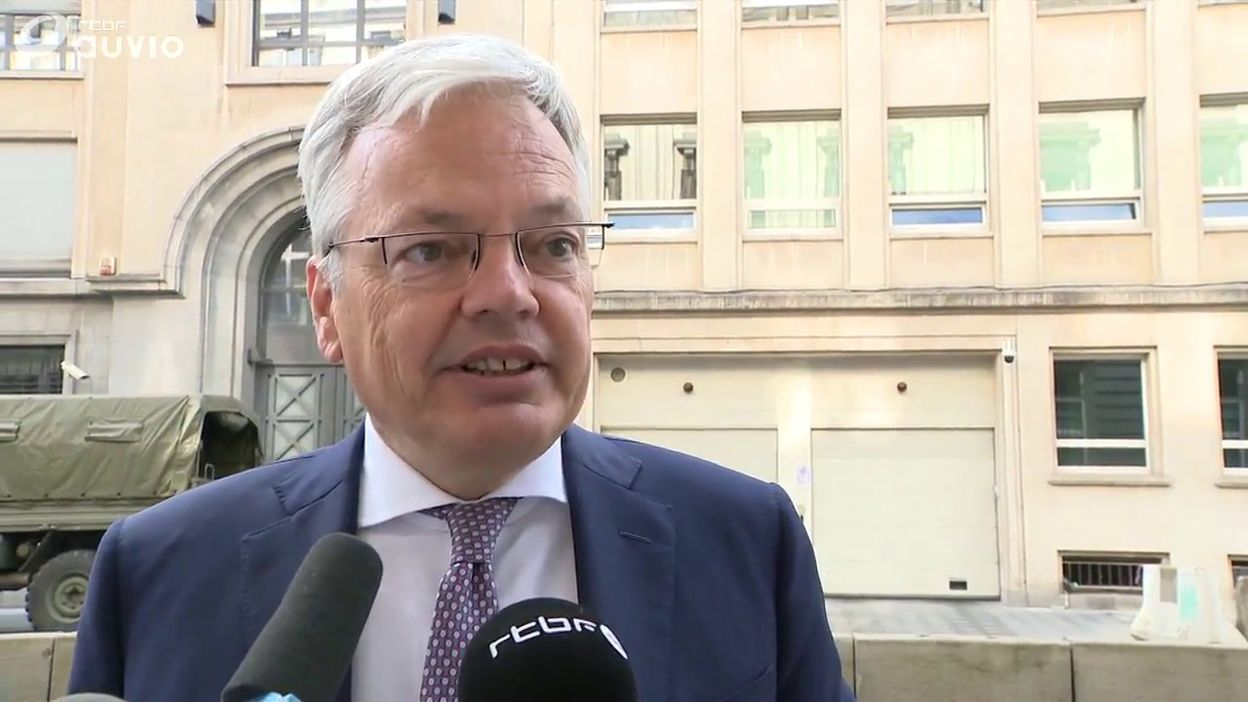 Didier Reynders : le MR à Bruxelles, question de cohérence