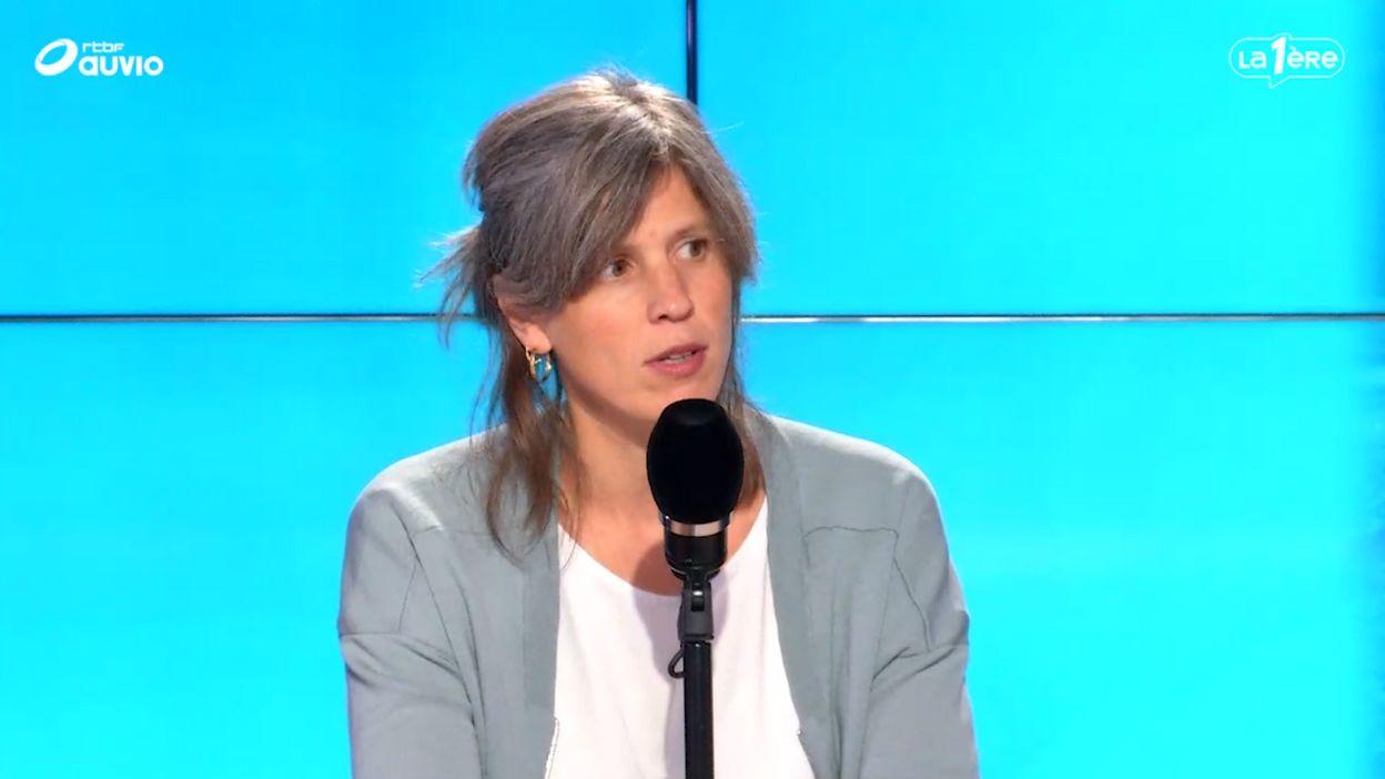 Le Grand Oral de Céline Nieuwenhuys