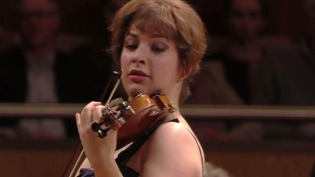 Queen Elisabeth - Ioana Cristina Goicea - Mozart, concerto n.5