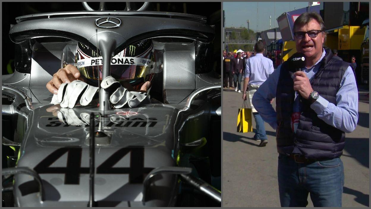 Quelles sont les différences entre les deux séances d'essais hivernaux en F1 ?