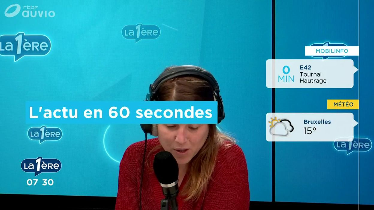 L'actu en 60 secondes