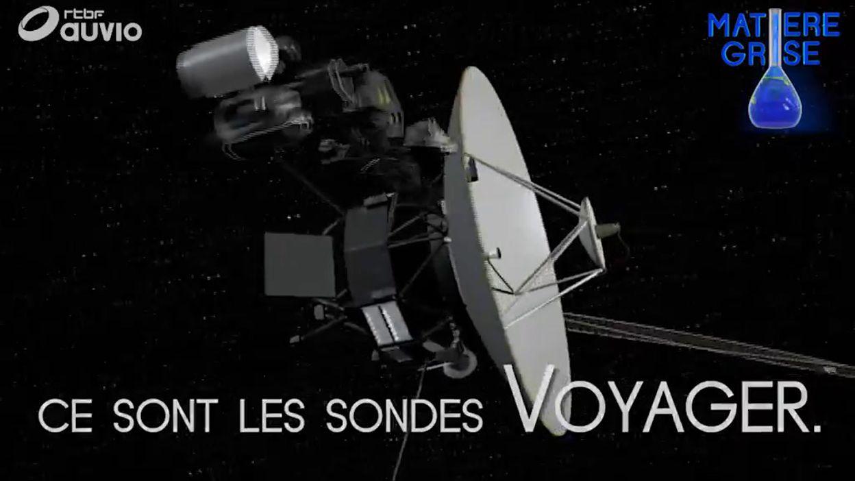 Matière Grise Doc : Voyager, la saga d'un explorateur - Extraits - 09/08/2017