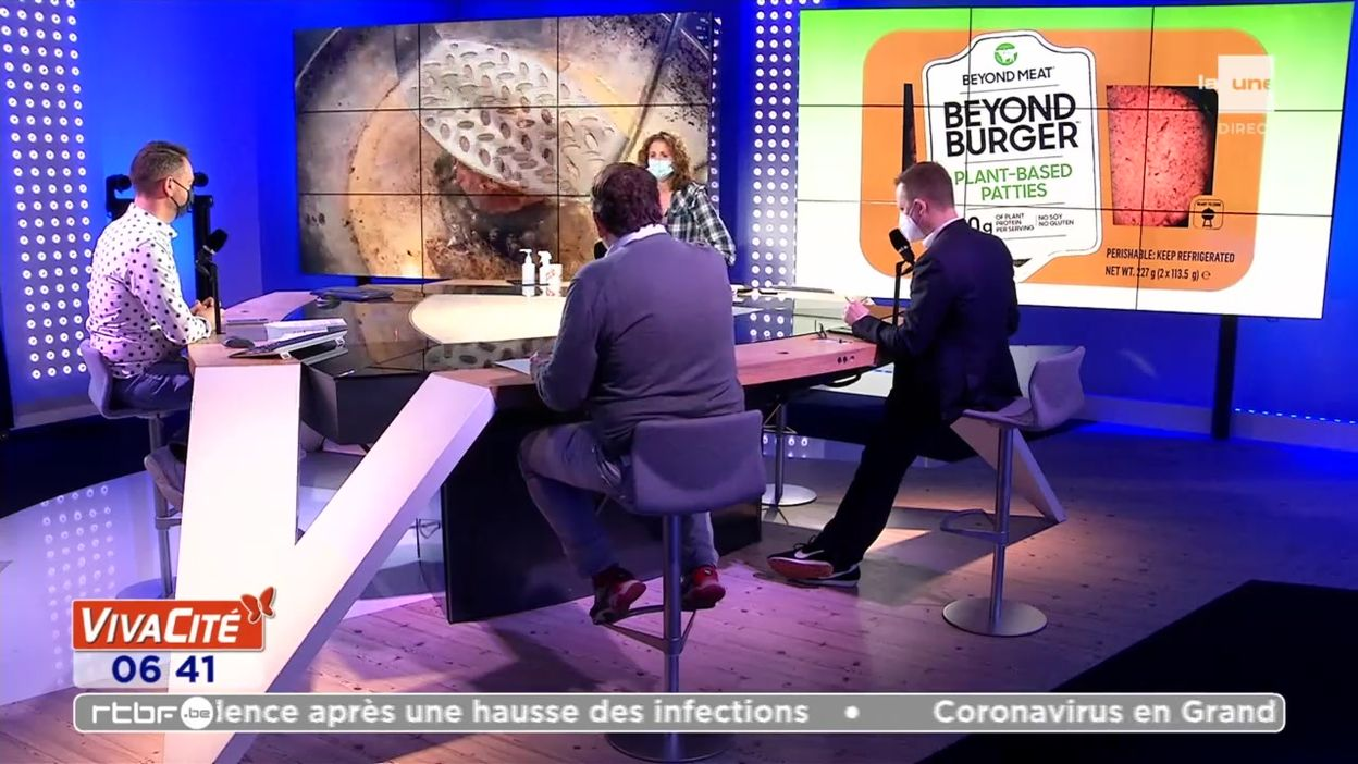 Tour d'horizon des burgers végétariens dans la grande distribution 2/2