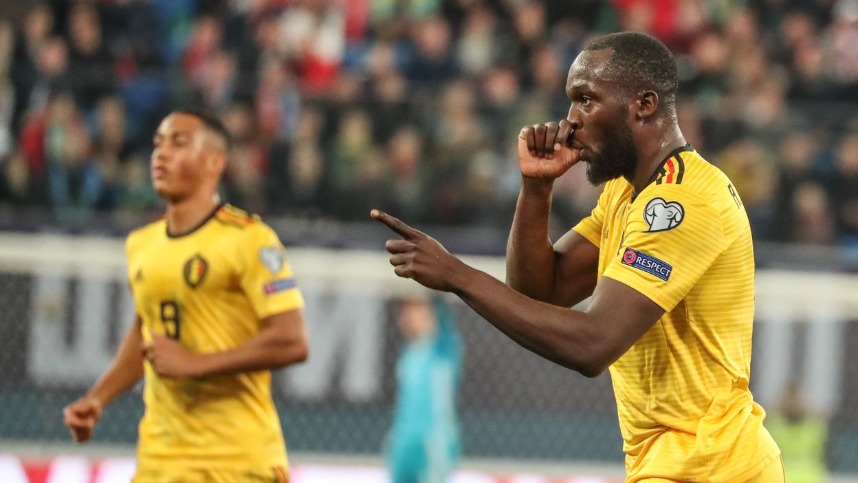 0-4 : But de Romelu Lukaku
