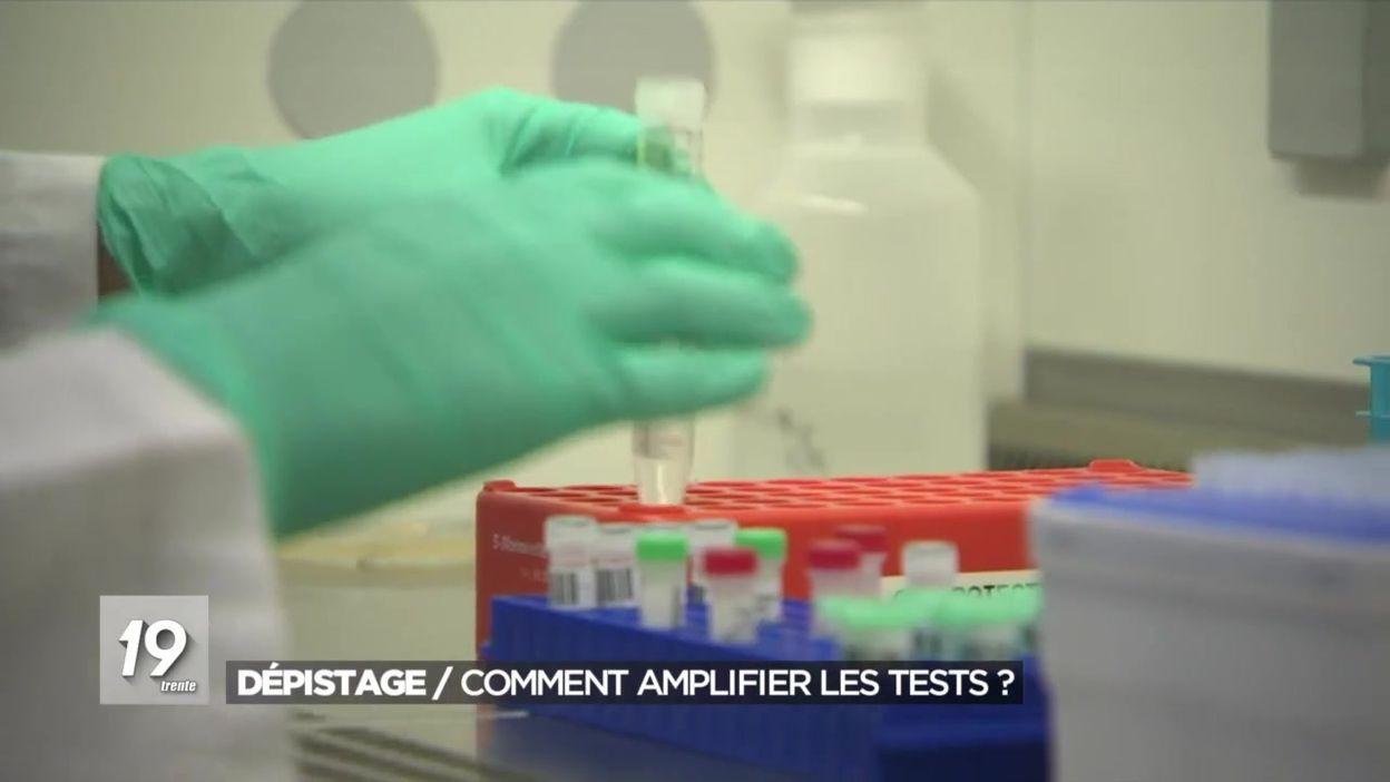 Dépistage du coronavirus : comment amplifier les tests ?
