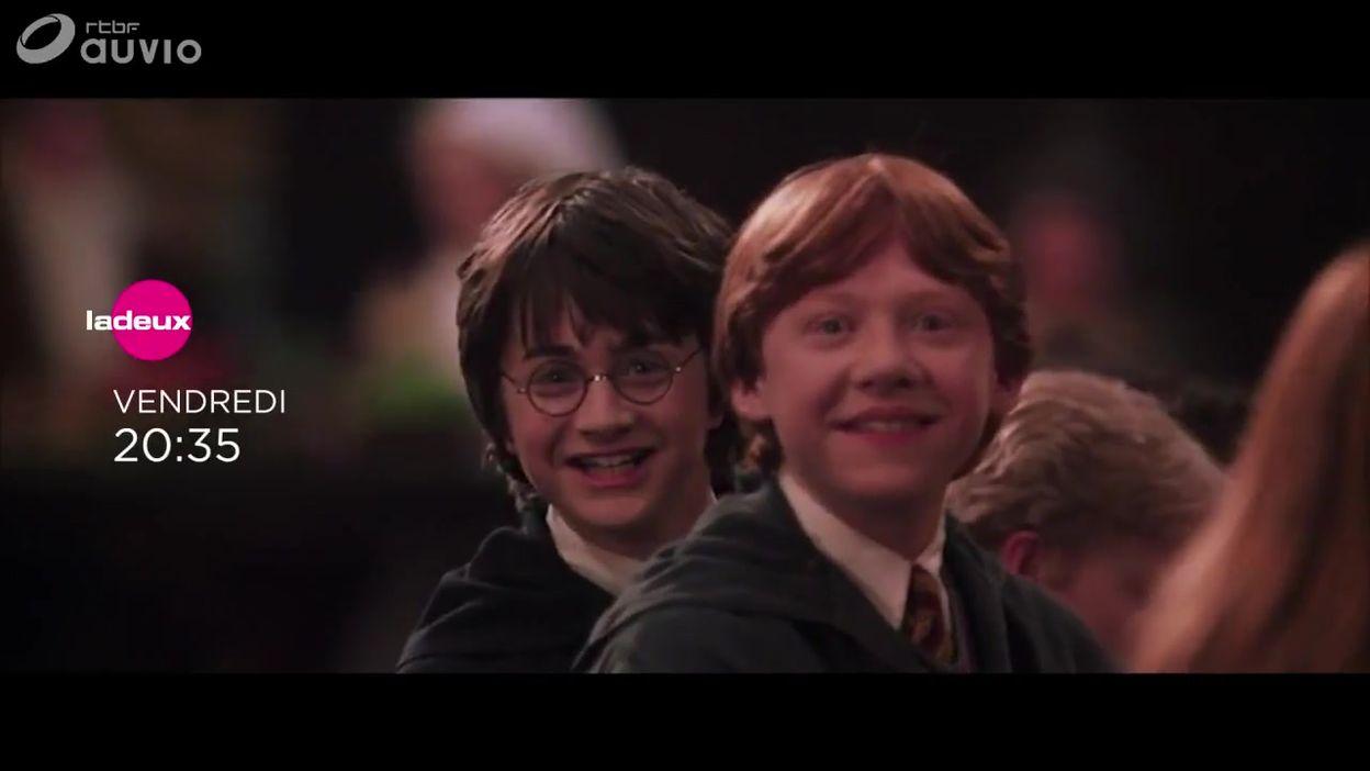 La saga Harry Potter en intégralité sur la Deux !