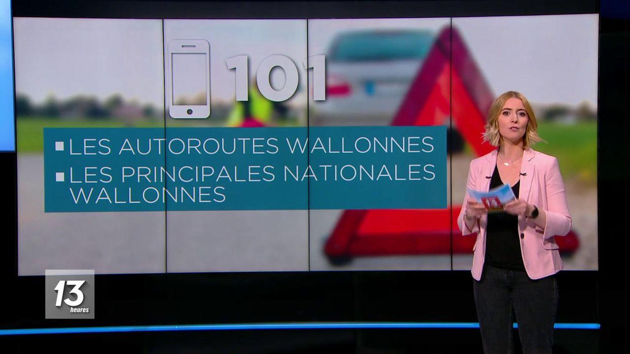 LE MODE D EMPLOI : Le 101 en Wallonie