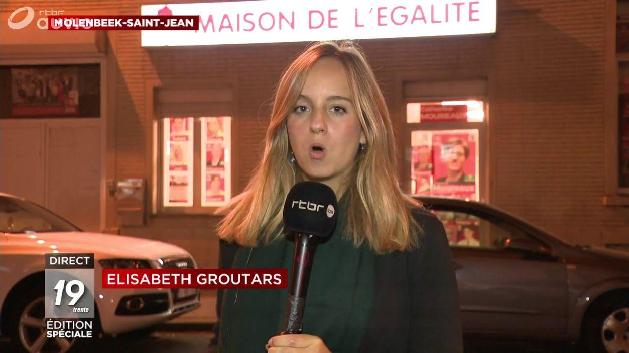 Elections communales : première rencontre PS-PTB à Molenbeek