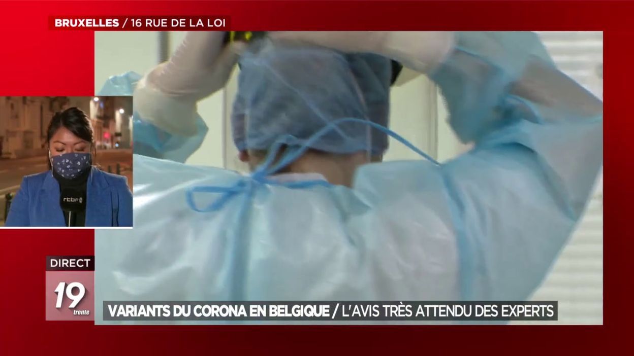 Variants du Corona en Belgique :  l avis très attendu des experts