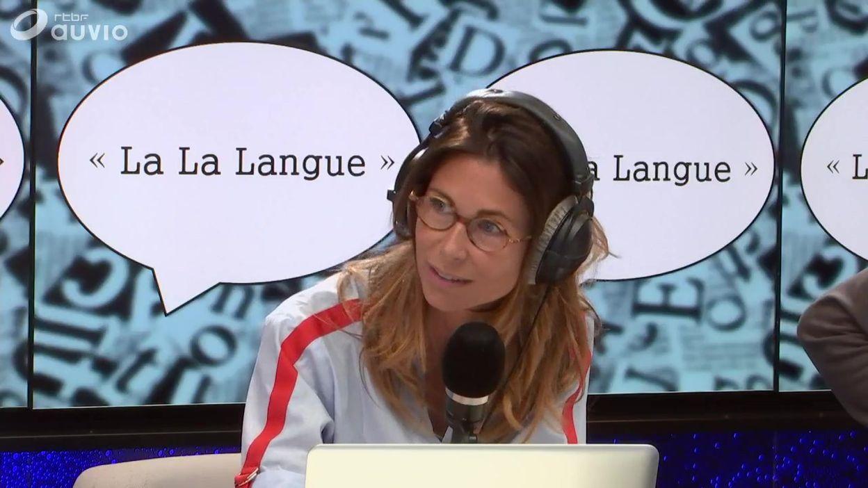 « La La Langue » de Joëlle Scoriels