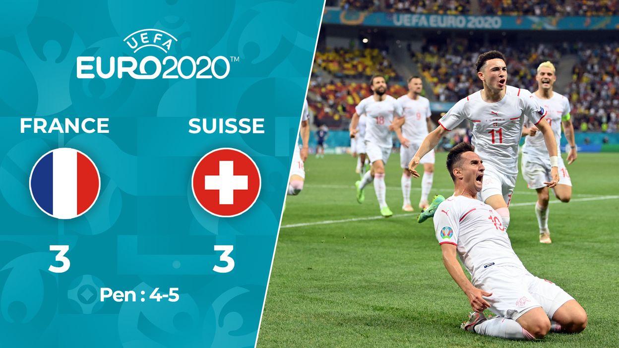 France - Suisse : Le Résumé du Match